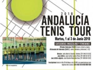 Andalucia Tenis Tour 2018