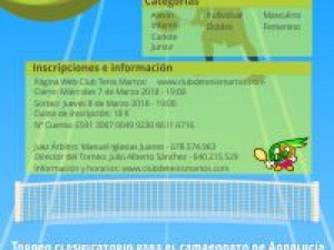 Torneo Provincial Juvenil Oro Marzo 2018