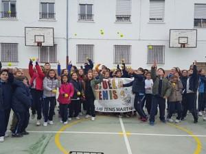 Taller de Tenis Colegio Divina Pastora