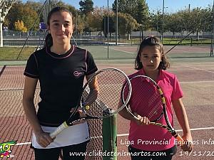 Liga provincial Infantil - Jornada 5