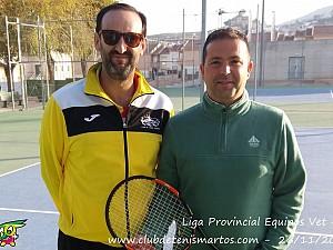 Liga provincial Vet +35 - Jornada 9